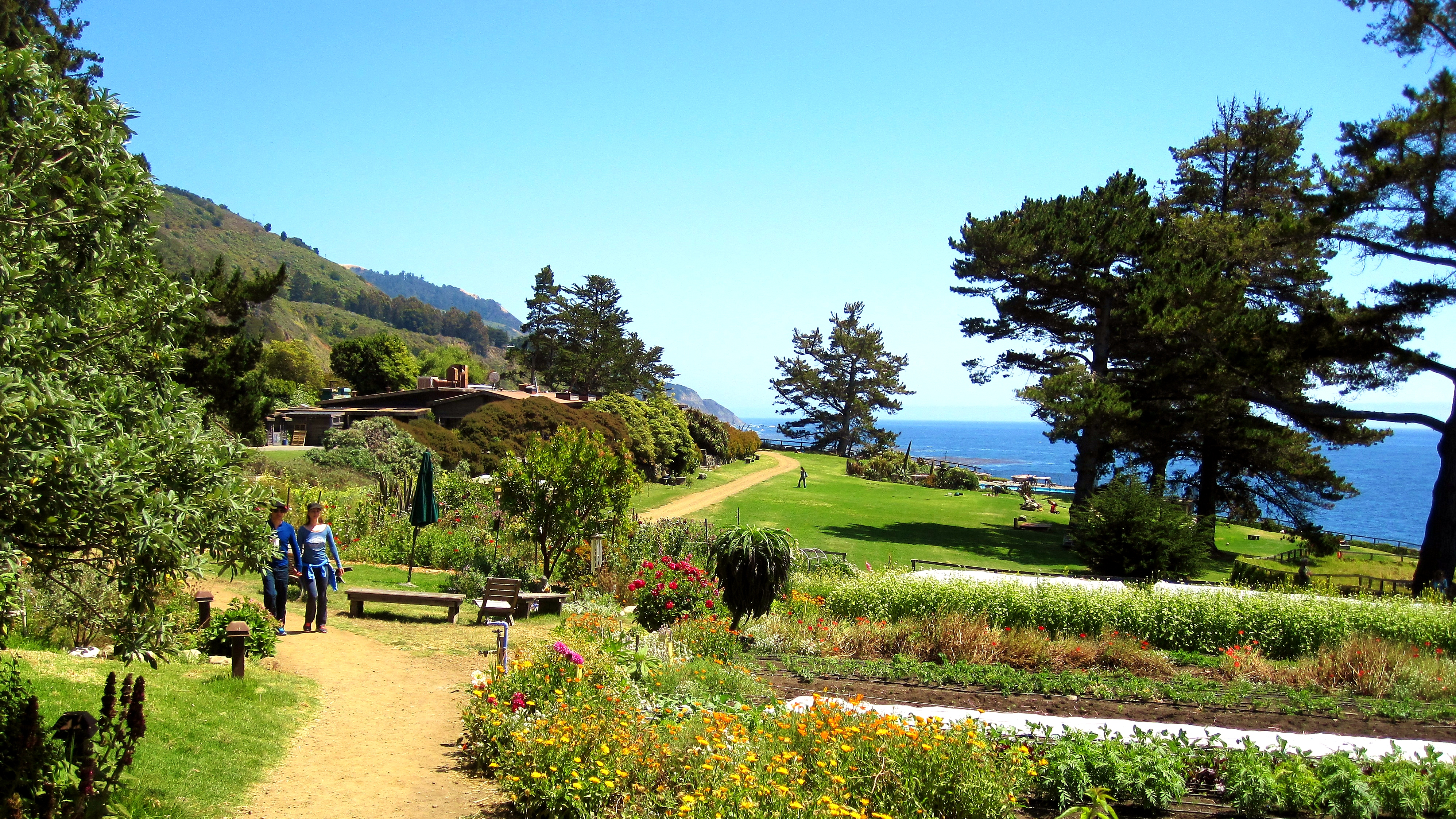 A Journey The Esalen Experience