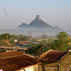 Hpa-An Morning