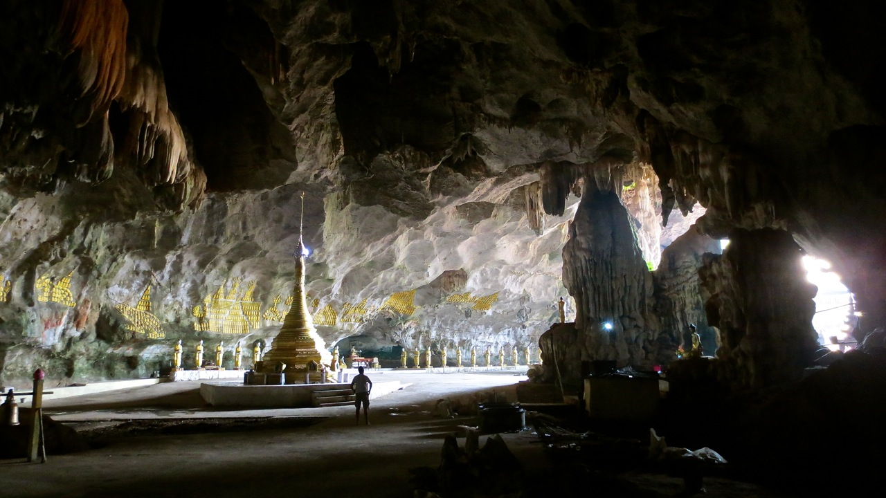 Tahoe Hot Springs >> Hpa-An, Myanmar: Holy Batcave! - Perfect Outings
